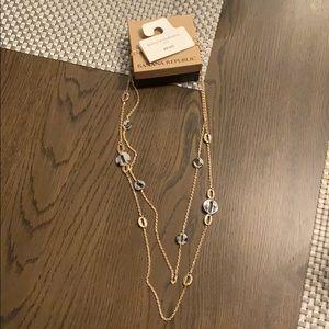 NWT Banana Republic necklace